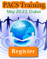 Upcoming PACS Seminar in the Middle East (Dubai) 22-25 April, 2013