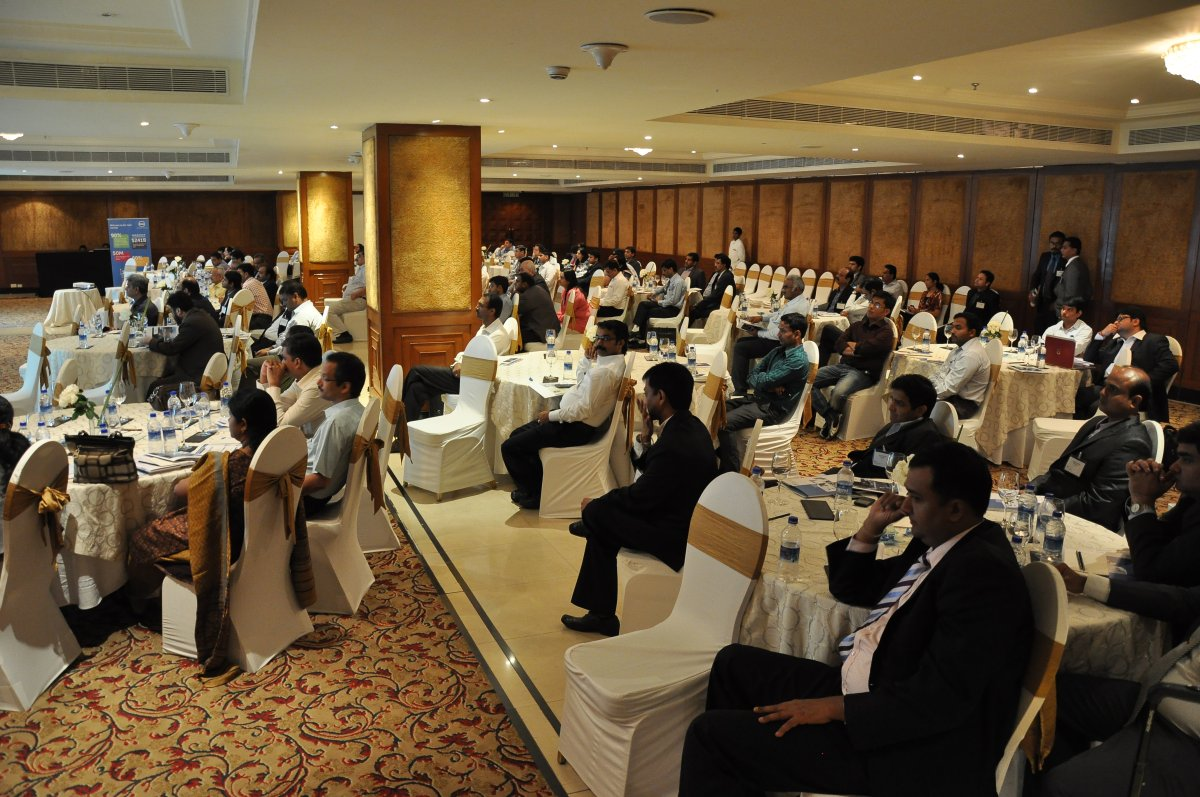 Healthcare IT India Summit kicks off on a high note.