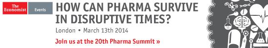The Economists Pharma Summit 2014