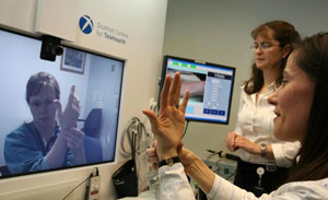 Telemedicine can deliver cardiac rehabilitation