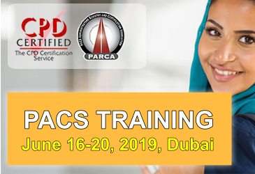 PACS Administration Seminar and Workshop Dubai, May 7-11, 2017